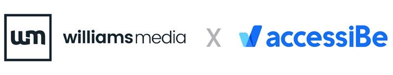 williams-media-x-accessibe-logos
